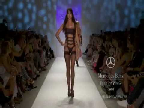 Mercedes-Benz Fashion Week Miami Opens with Super Model Sarah Mutch Music Videos