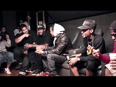 Kirko Bangz - Drank In My Cup (behind The Scenes) video