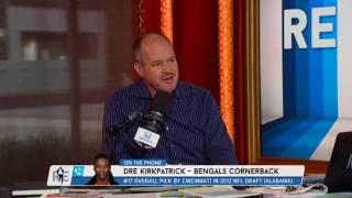 Ex-Alabama DB Dre Kirkpatrick Rips Nick Saban for Getting Outcoached vs Clemson   Rich Eisen Show