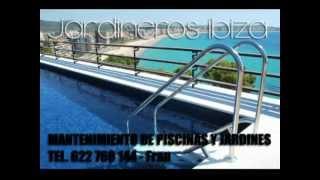 Piscinas en Ibiza Mantenimento