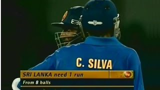 1 Run Needed off 8 balls and Match TIED   MOST INSANE CRICKET FINISH EVER!!