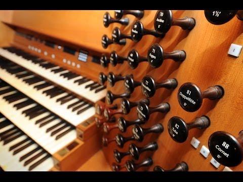 Das Steigerlied Auf Der Rieger-orgel Im Essener Dom video