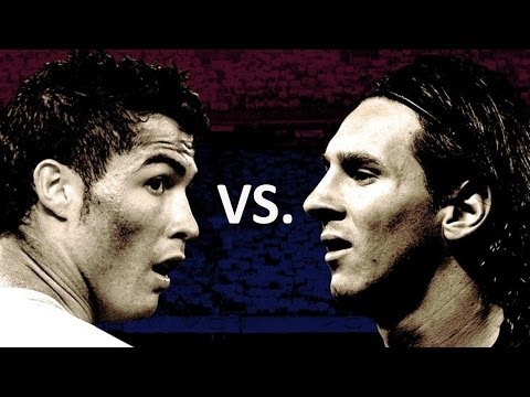 Cristiano Ronaldo Vs Lionel Messi - Cup of Life