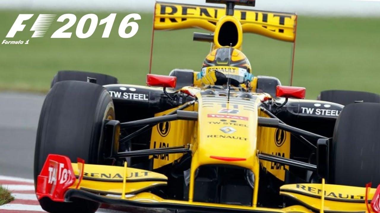 F1 2016 Game Testing Starts Soon!