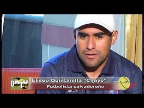 Eliseo quintanilla cheyo en entrevista desdeaquitv