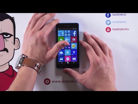 Teknolojiye Atarlanan Adam - Microsoft Lumia 535 İncelemesi