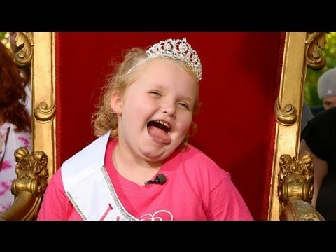 Honey Boo Boo Battles Girl Scouts Over Cookies