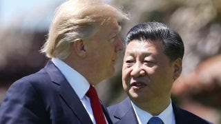 Trump vs China: China downgraded for human trafficking