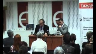 Леонідас Донскіс про демократичні цінності