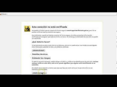 Formación online: Trámites online con la Agencia Tributaria utilizando Certificado Digital