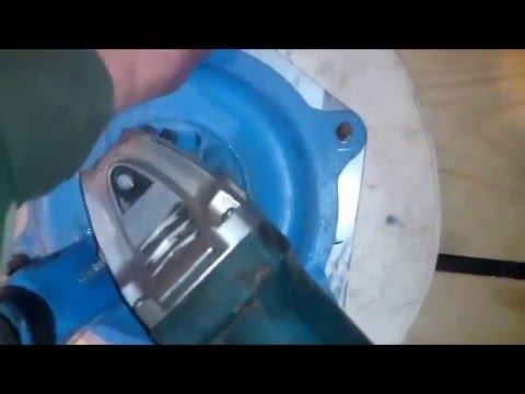 Зернодробилка своими руками из болгарки видео