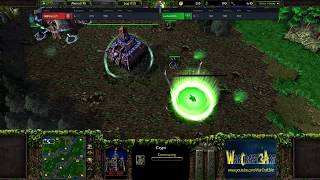 Lucifer(UD) vs Infi(NE) - WarCraft 3 Frozen Throne - RN3531