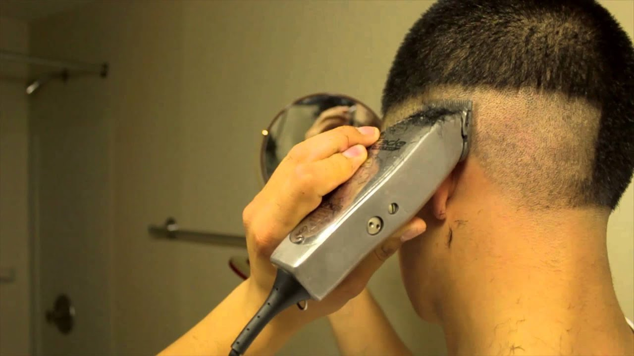 Own Hair Cutting Videos How to Cut Your Own Hair