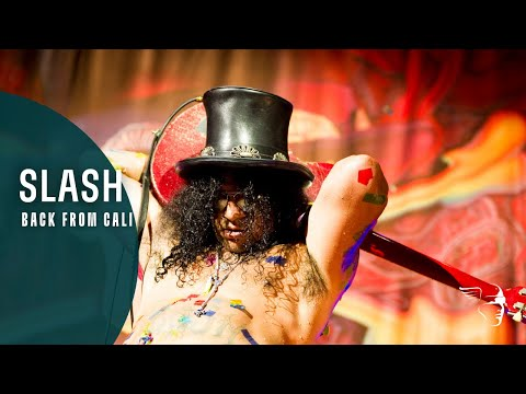 Slash - Back From Cali (Live @ Made In Stoke)