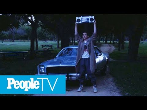 'Say Anything…': The Story Behind The Iconic Boombox Scene | PeopleTV | Entertainment Weekly