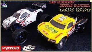 Losi SCT,  Schumacher FireBlade, kyosho...(Umfrage: RC Cars bis 200€  ?)