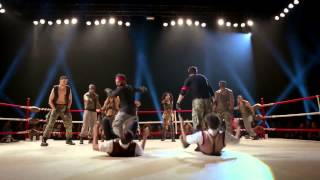 Step Up All In - Sul Ring Battle Dance ( LMNTRIX vs The Mob ) Full HD