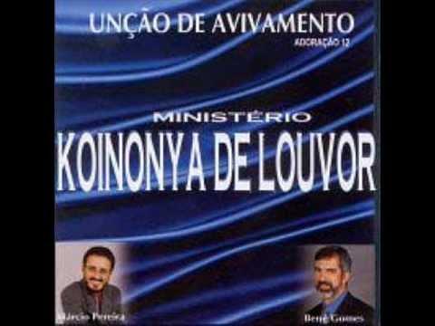 Ministério Koinonya De Louvor - Quero água Viva