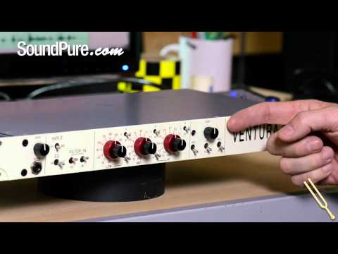 Ventura from A Designs - Mic Preamp, EQ, and DI - Part 2