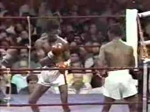 Sugar Ray Leonard vs Floyd Mayweather 09.09.1978 (1/4)