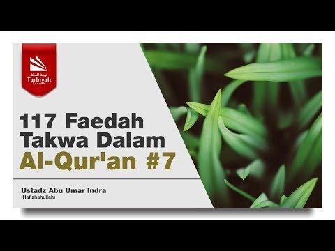 Taqwa Dalam Surat Maryam (117 Faedah Taqwa) #7