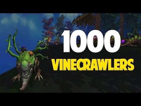 Runescape 2017   Loot from 1000 Vinecrawlers