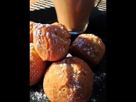 Half-Cake Mandazi Recipe (spiced doughnuts)