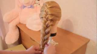 Видео уроки плетения косичек на русском языке