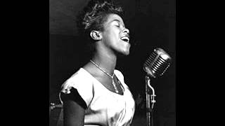 Watch Sarah Vaughan Tenderly video