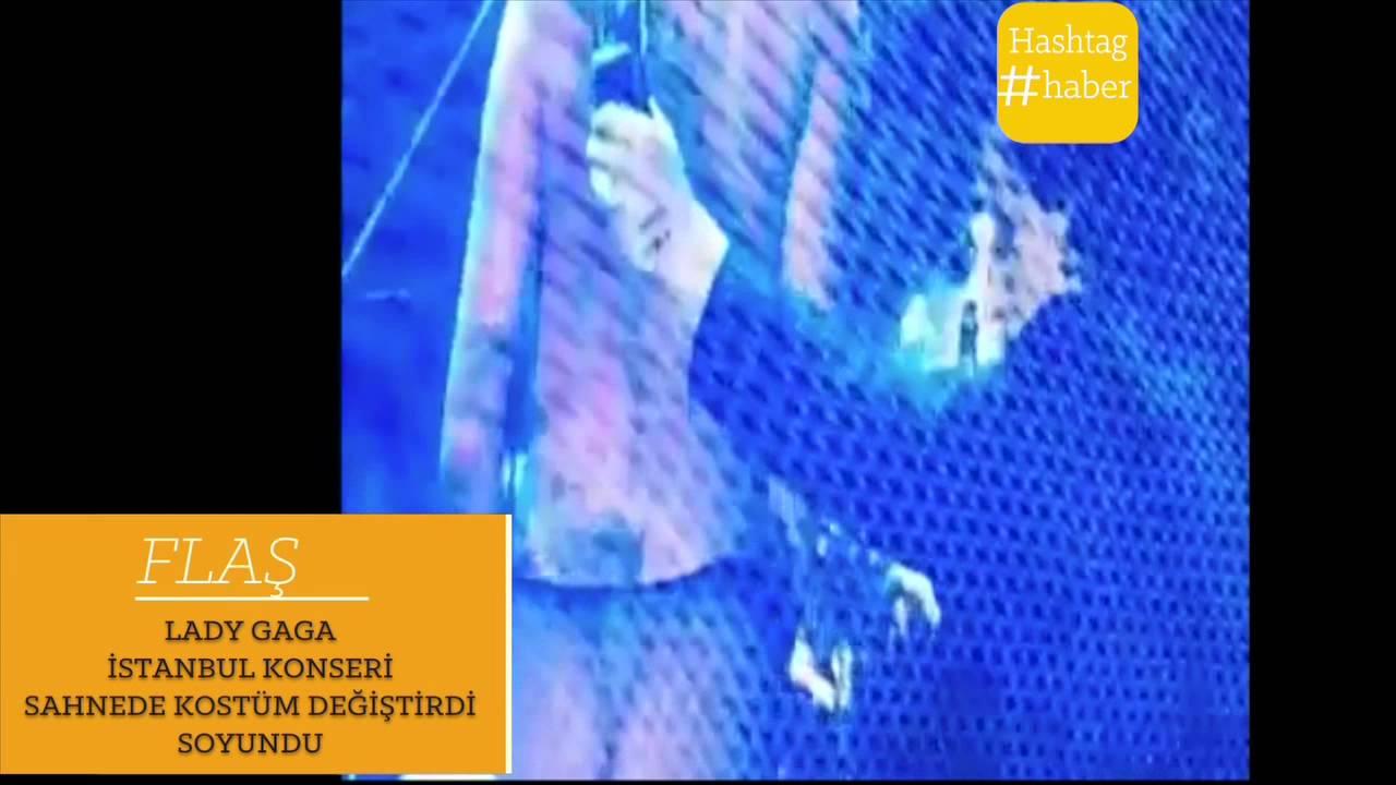 Istanbul Konserinde Soyundu Soyundu Istanbul Konseri