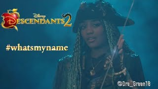 Descendants 2 What s My Name Song From China Anne McClain
