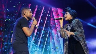 Yuna ft. Usher - Crush (Live at The Roots Picnic 2016)