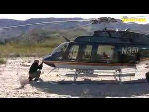 Heli-Touring With Harrison Ford