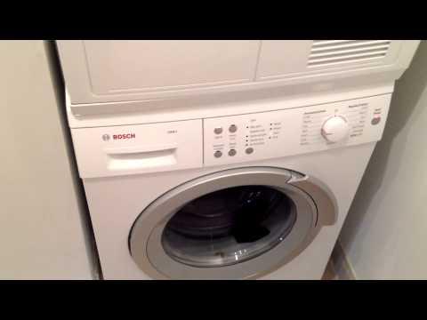 washer machine sound