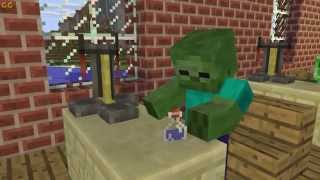 Monster School - Alchemy [Minecraft Animation]