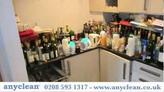 End of Tenancy Cleaning in London | Anyclean