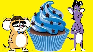 Rat-A-Tat |'Cake Challenge Mouse Family Fun Children Cartoons'| Chotoonz Kids Funny Cartoon Videos
