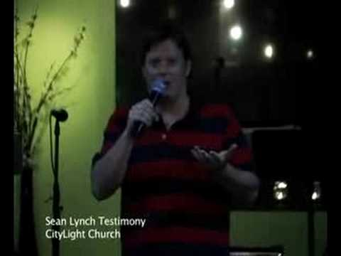 Sean Lynch Comedian Sean Lynch Testimony 2 at