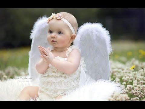 обои на рабочий стол ангелочки дети № 114820  скачать