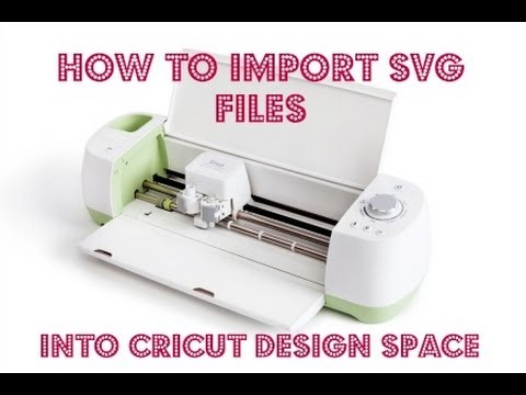 How To Import An Svg File Into Cricut Design Space Cricut ...