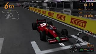 Gran Turismo 3 - German Touring Car Race (+ Prize Cars/Colours)