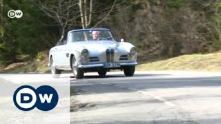 Vintage: BMW 503 convertible | Drive it!