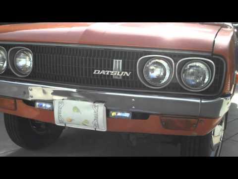 Stock Datsun 620 Pick Up Walk Around