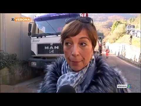 Servizio TG del 21.12.16 - Grezzana. Acque Veronese al lavoro per estendere la rete fognaria ad Alcenago