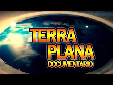 TERRA PLANA - O MAIOR DOCUMENTÁRIO DUBLADO