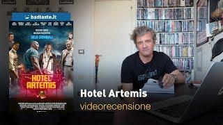 Cinema | Hotel Artemis, di Drew Pearce - RECENSIONE