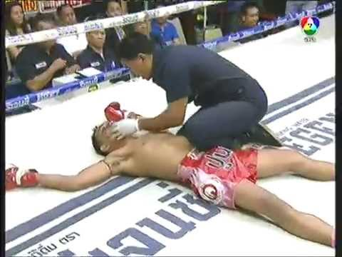 Best Muay Thai Knockouts 2012 - Part 1