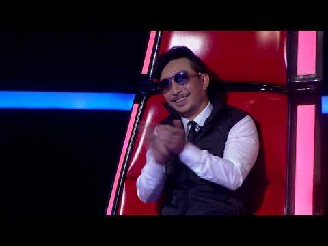 The Voice Thailand - วี - 99 Problems VS พละ - สบายดี - 17 Nov 2013
