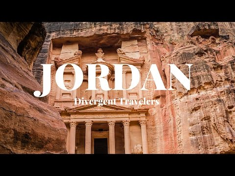 Travel Guide To Explore Jordan With The Divergent Travelers
