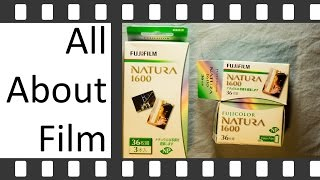 All About Film: Fuji Natura 1600